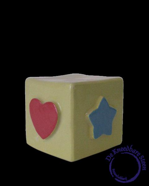 Baby urn kubus