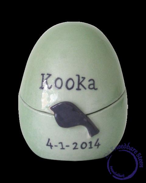 Babyurn voor Kooka