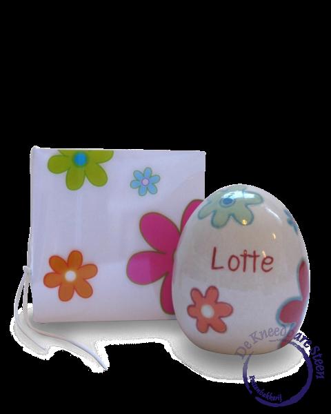 Baby urn voor Lotte