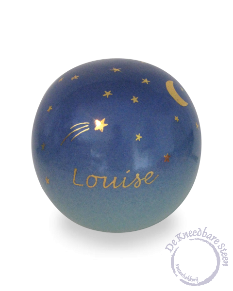 Baby urn voor Louise