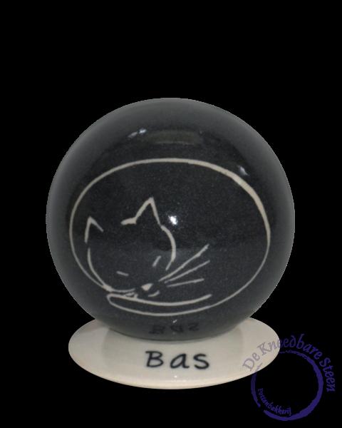 Katten urn Bas (kattenurn)