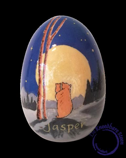 Kinder urn voor Jasper