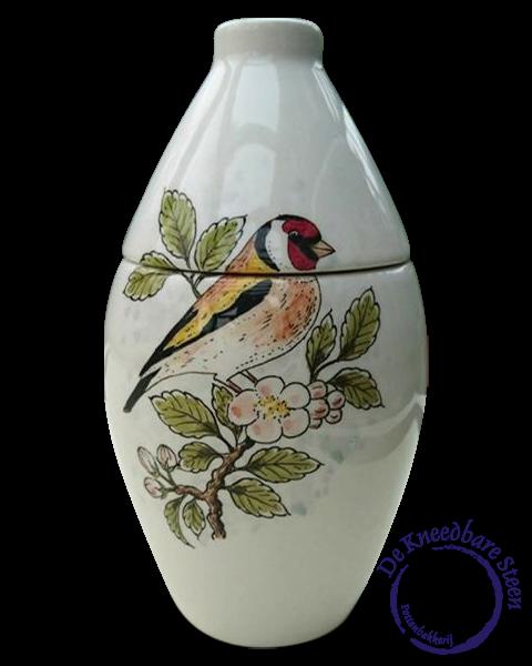 Mini urn Puttertje op Appelbloesem