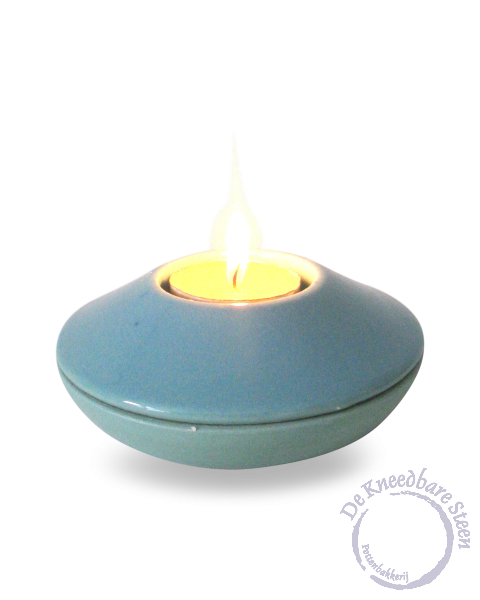 Mini urn met lichtje