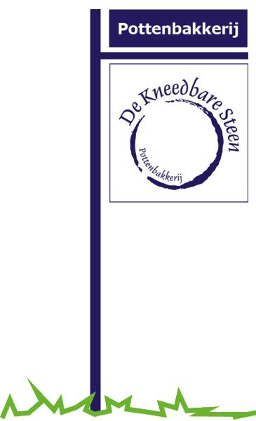 Urn Groningen - Pottenbakkerij de Kneedbare Steen