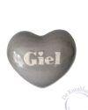 Baby urn voor Giel