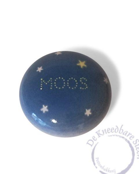 Prematuur urn voor Moos eigen ontwerp
