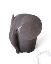 Baby urn olifantje